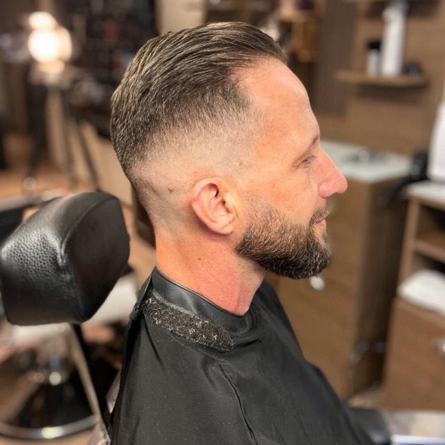 Salon De Coiffure Pour Homme Clermont Ferrand Entretien Barbe